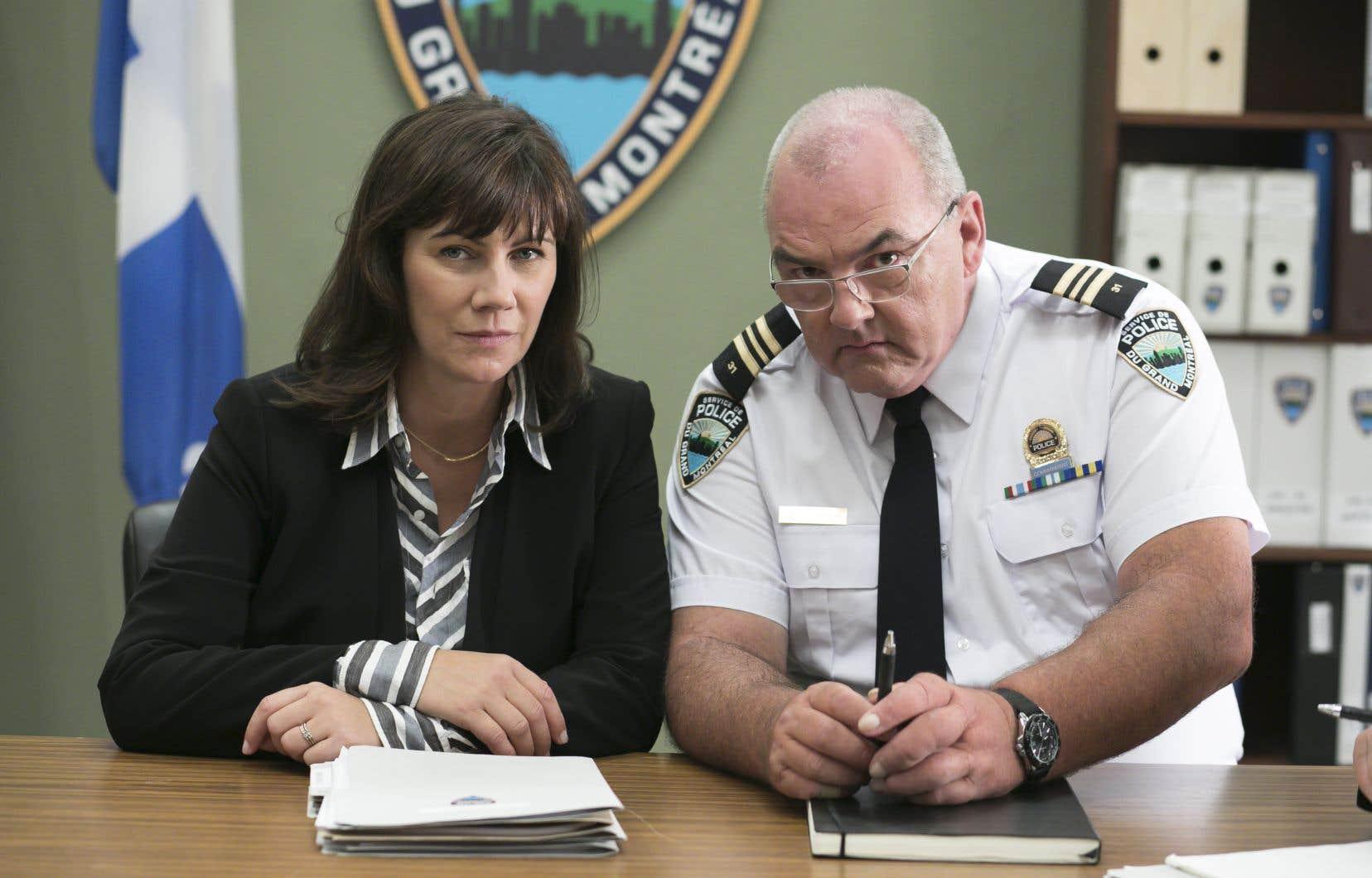 «On ne peut exiger d'une émission dramatique, et encore moins de personnages de fiction, d'aborder de tels sujets en explorant toutes leurs nuances», a fait valoir Radio-Canada en réaction aux critiques portées contre «District 31».