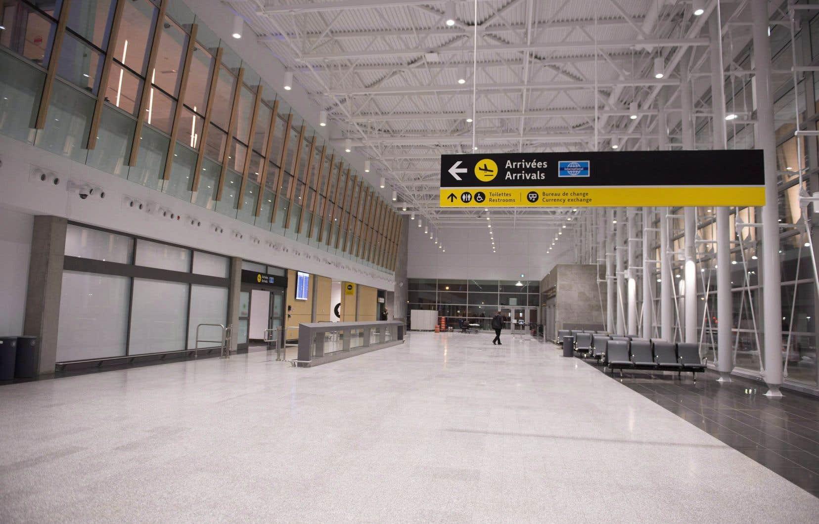 L aéroport de québec desservi par bus dès juin le devoir