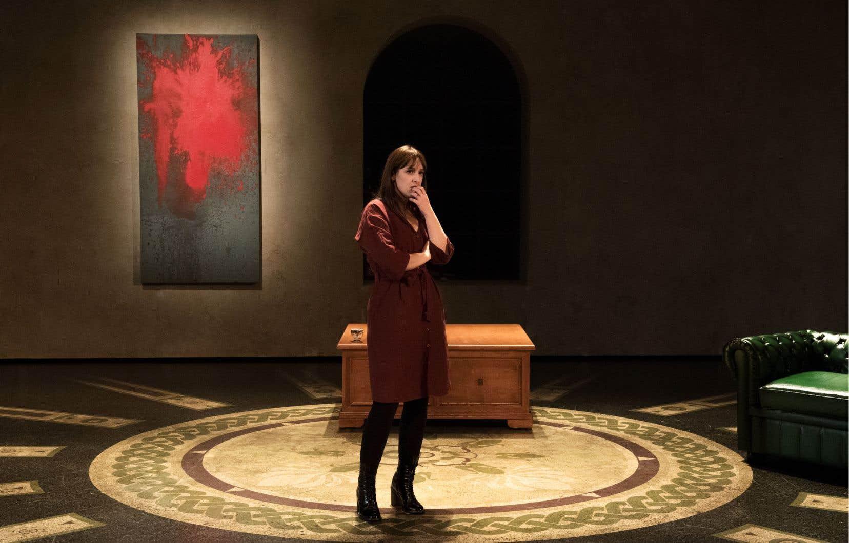 Anne-Élisabeth Bossé dans «Consentement»