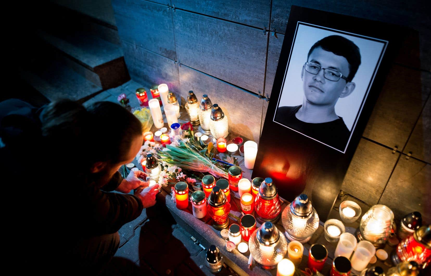 Le journaliste slovaque Jan Kuciak a été assassiné chez lui, en février.