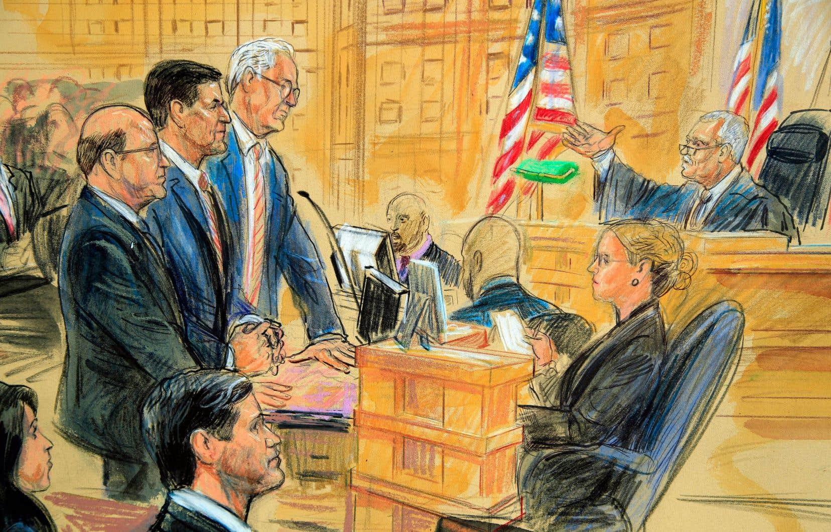 Le juge Emmet Sullivan, du Tribunal fédéral de Washington, a manifesté son mépris mardi pour Michael Flynn, ancien conseiller de Donald Trump, poursuivi pour avoir cherché à dissimuler ses contacts avec des Russes.