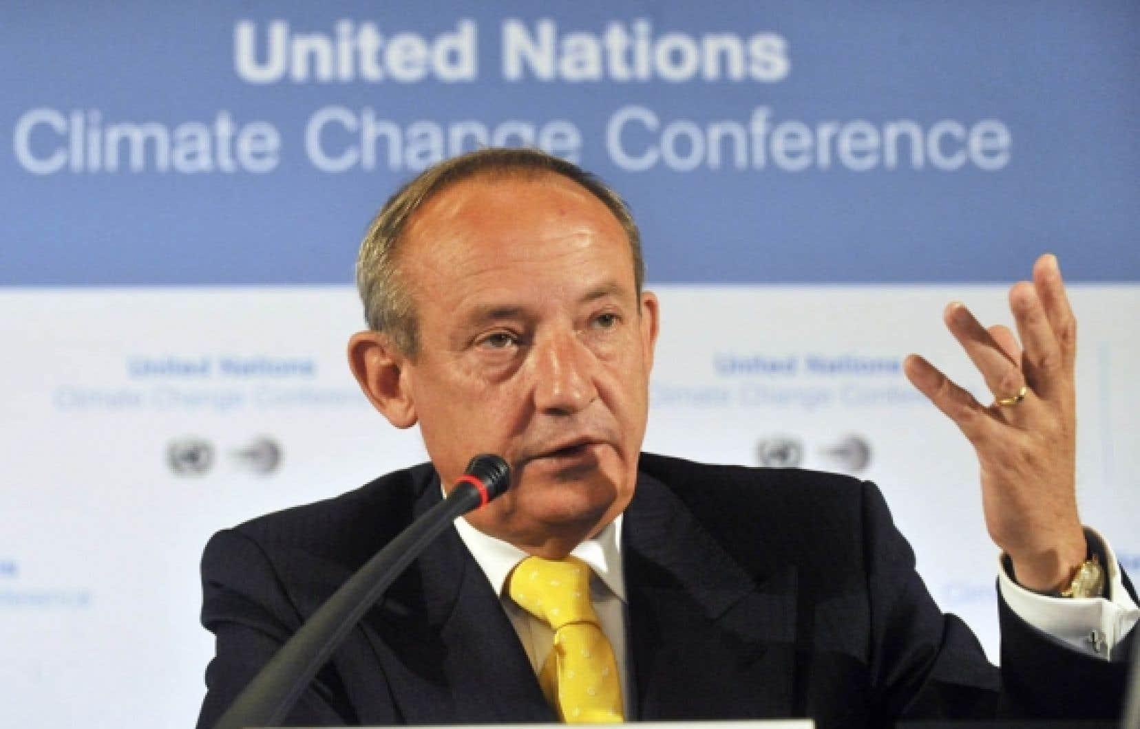 Ivo de Boer quitte le pilotage des négociations climatiques après plus de 10 ans au gouvernail.
