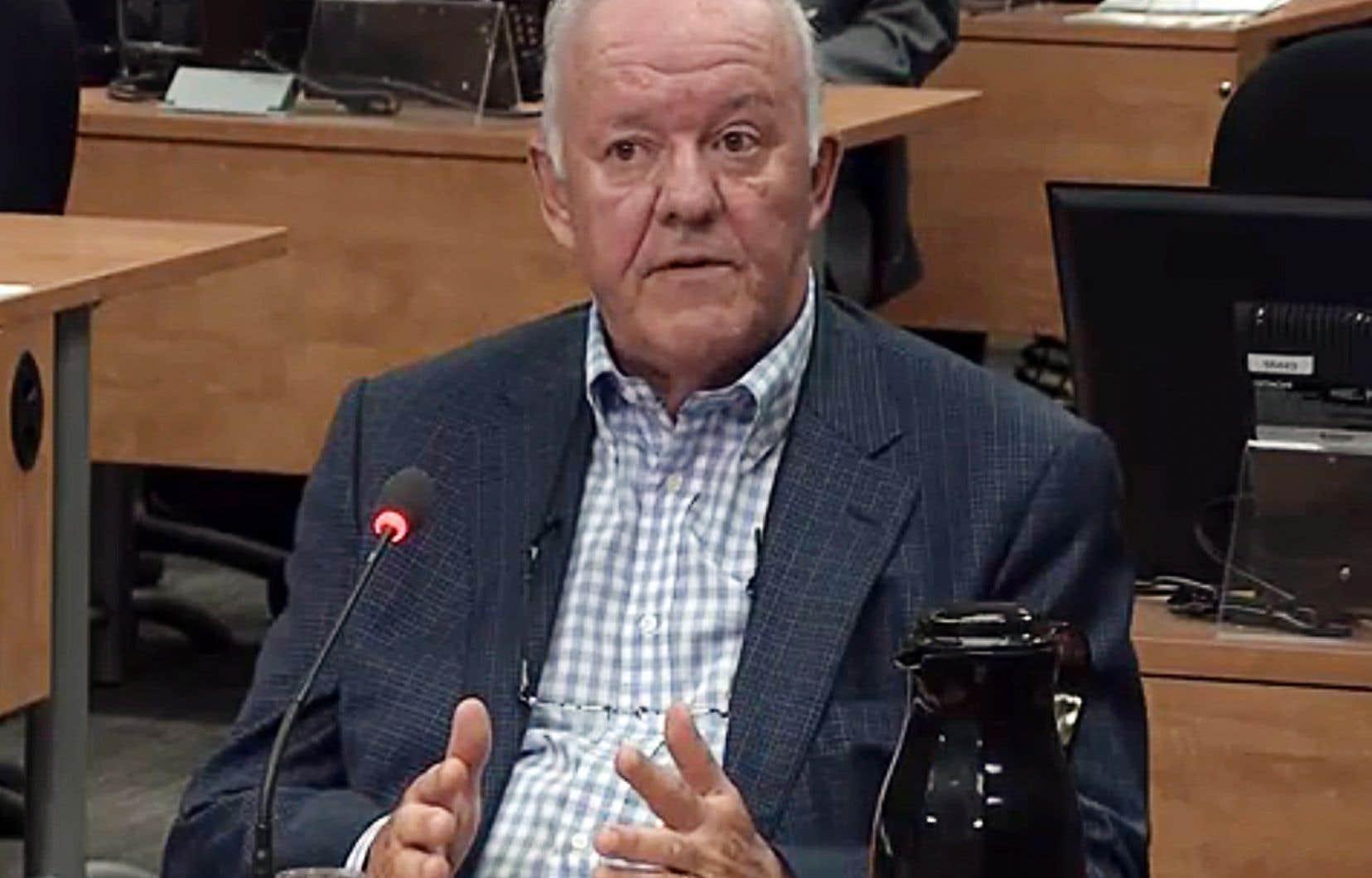 La cause oppose Marie-Maude Denis à l'ex-vice-président de la firme de génie Roche, Marc-Yvan Côté.