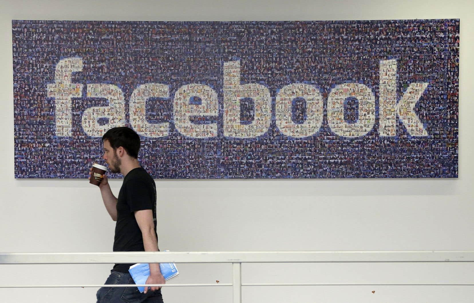 Facebook affirme cependant que les utilisateurs avaient dû au préalable donner explicitement leur accord.