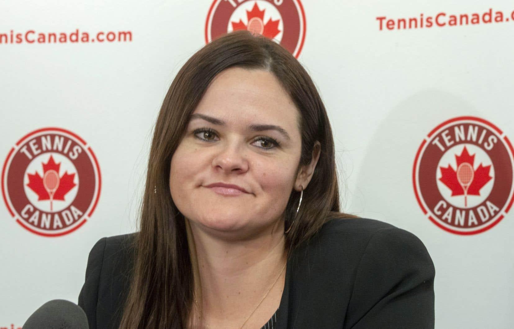 Tennis Canada a indiqué que Wozniak sera honorée lors d'une cérémonie sur le court central dans le cadre de la Coupe Rogers en 2019.