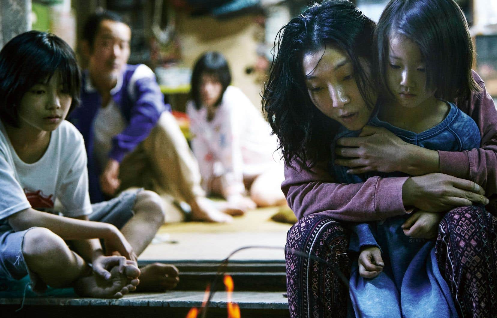 Une affaire de famille est un film porté par une poésie visuelle sur laquelle l'adversité n'a aucune prise.