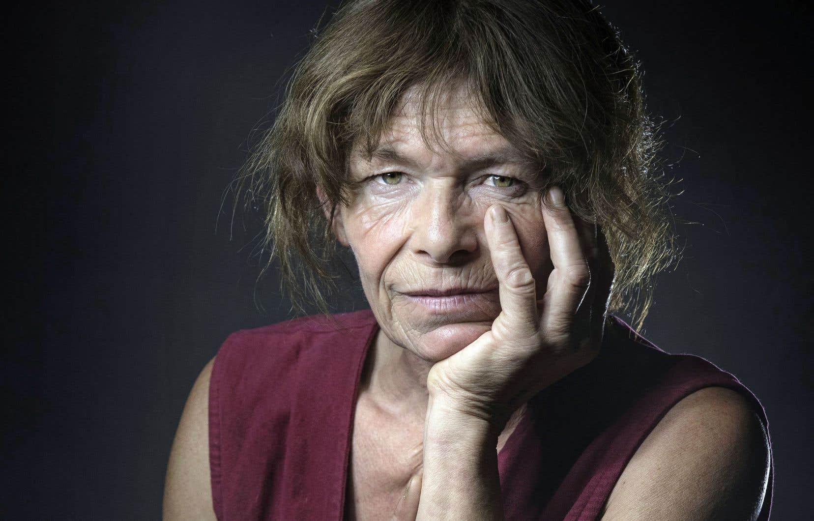 L'écrivaine française de 58ans a connu un immense succès avec son premier roman, «Le grand marin».