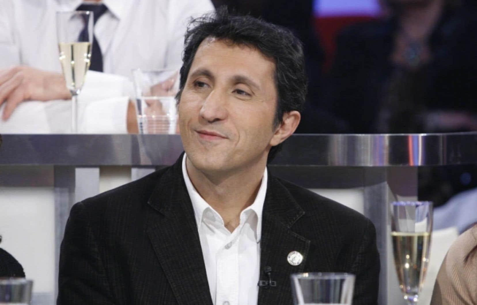 Amir Khadir, le politicien le plus populaire après Pierre Curzi