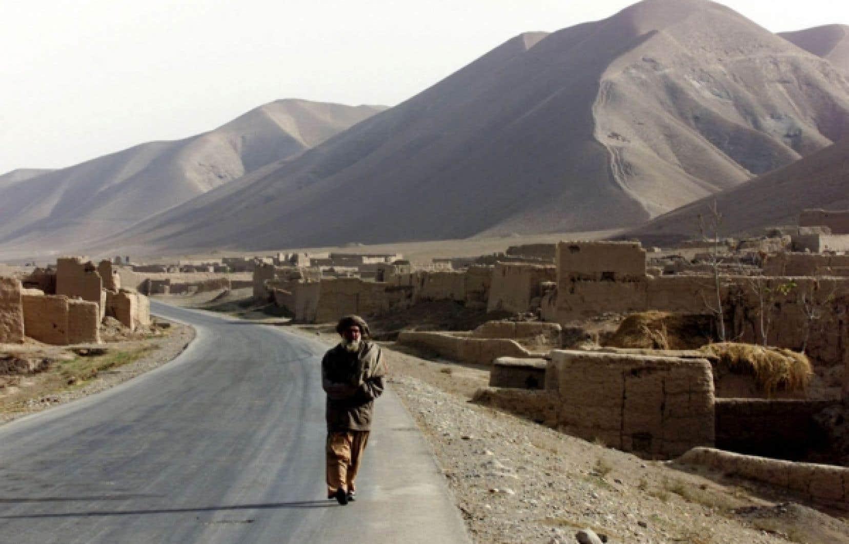 Il faudra beaucoup de temps pour que les Afghans profitent des richesses de leur sous-sol.