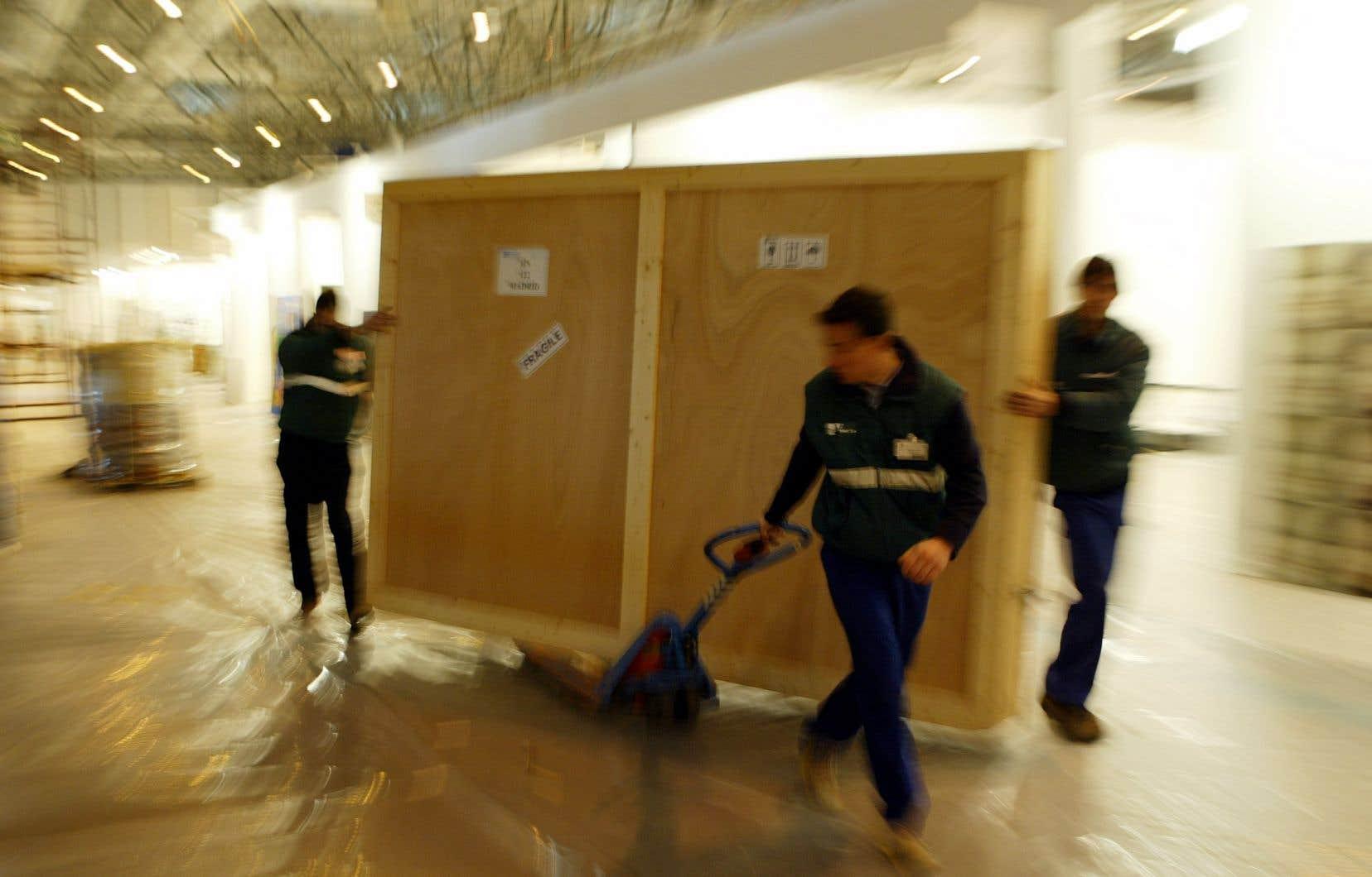 «Les musées canadiens font face à un blocage qui les empêche d'acquérir des oeuvres majeures», affirme les auteurs.