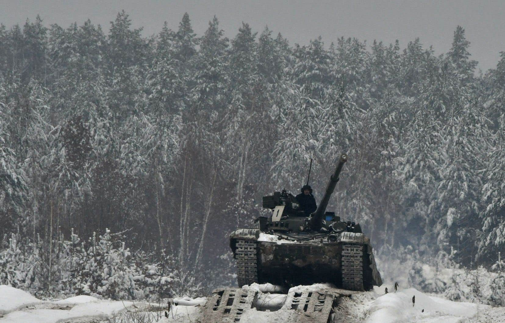 Après la confrontation maritime du 25 novembre dernier, le président ukrainien avait évoqué la menace d'une «guerre totale» avec la Russie.