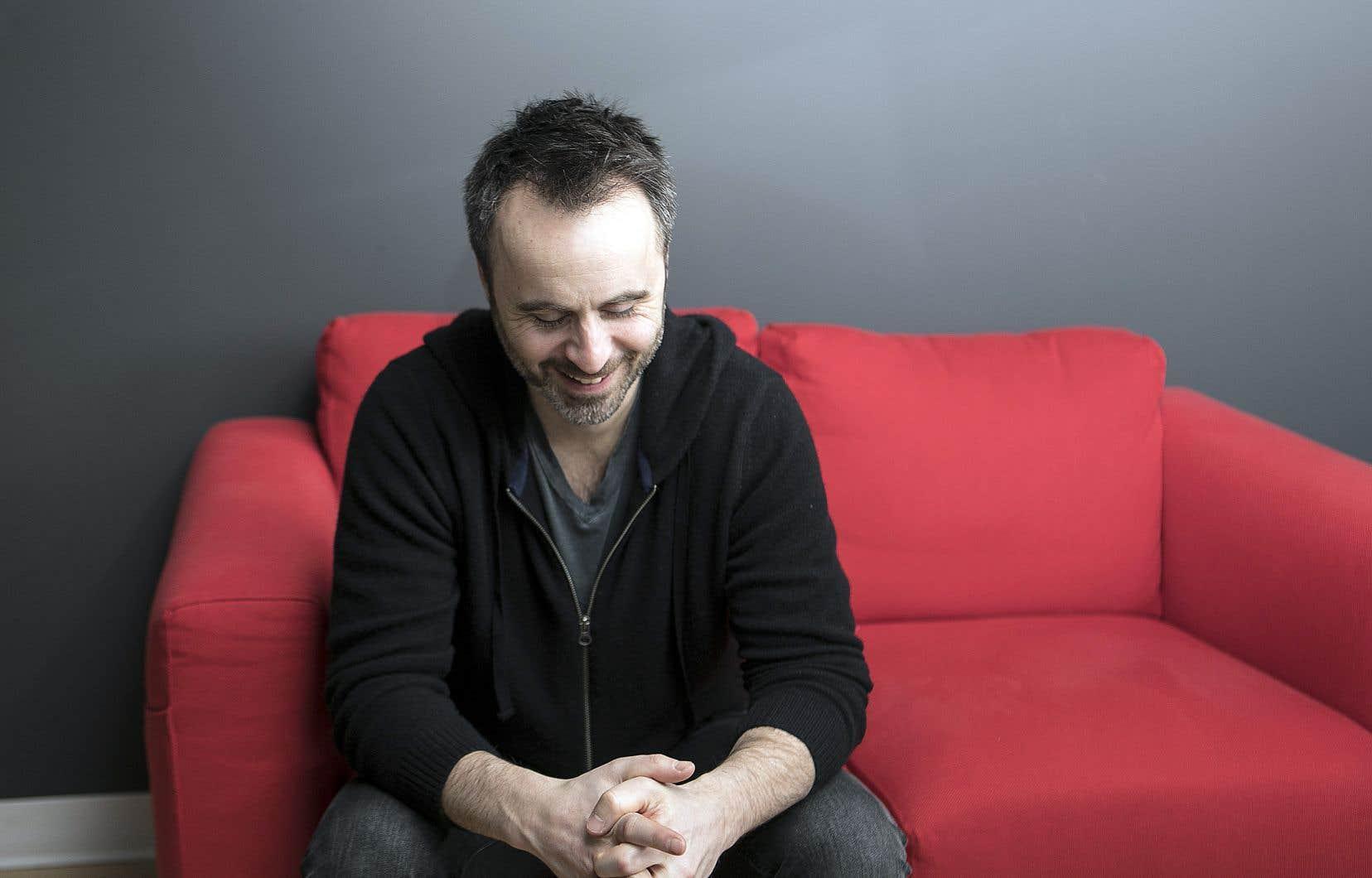 Louis-José Houde a participé à la série «Comedians of the World» de Netflix, première incursion québécoise du géant américain à laquelle ont aussi participé Adib Alkhalidey, François Bellefeuille et Katherine Levac.
