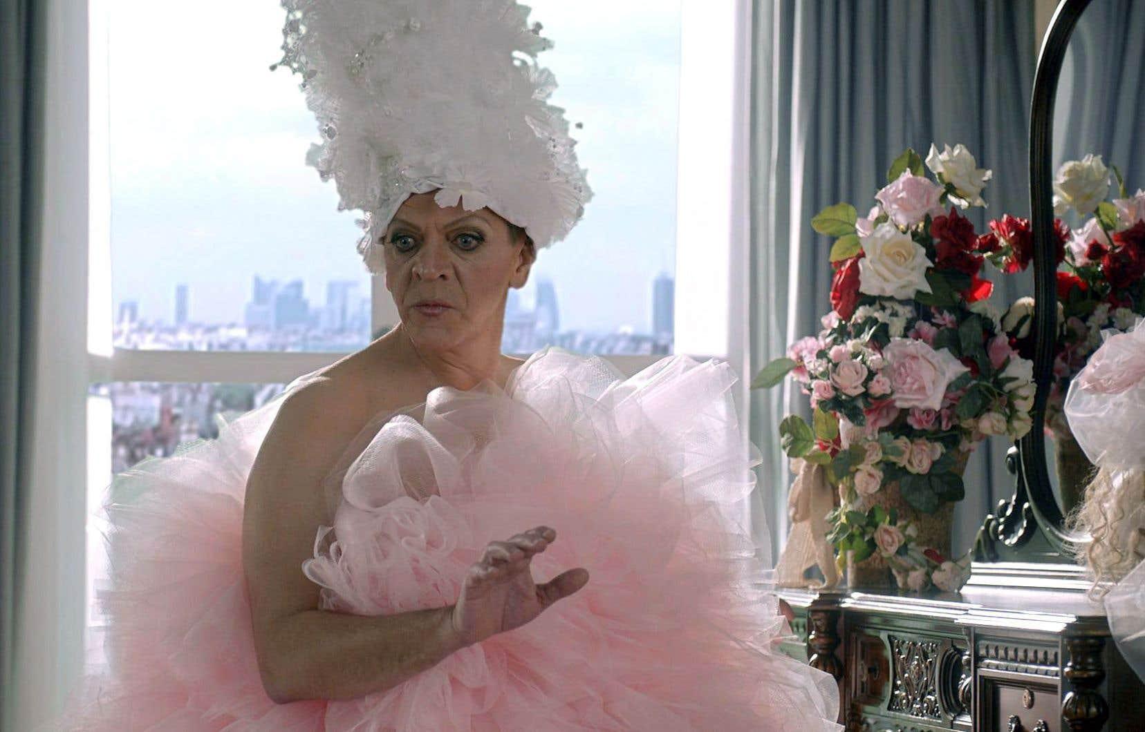 Marc Labrèche incarne une Céline Dion survitaminée dans l'édition 2017 du «Bye Bye».