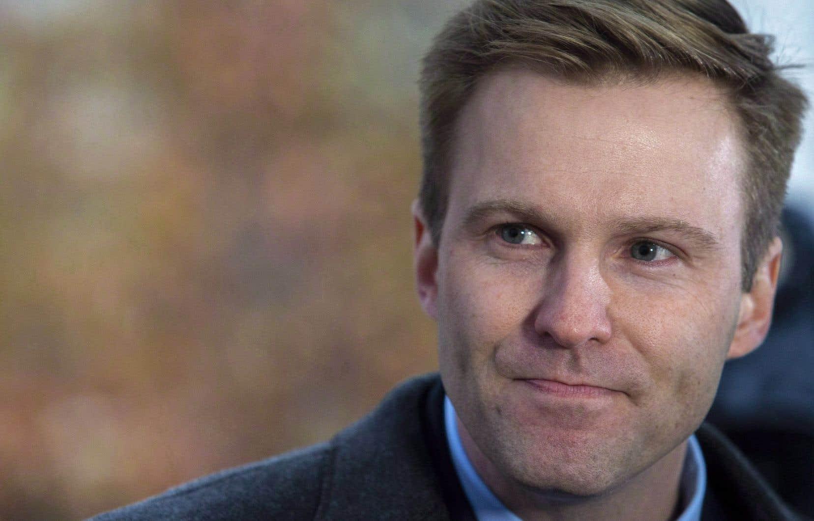 Le chef du Parti libéral du Nouveau-Brunswick, Brian Gallant, a annoncé sa démission vendredi.