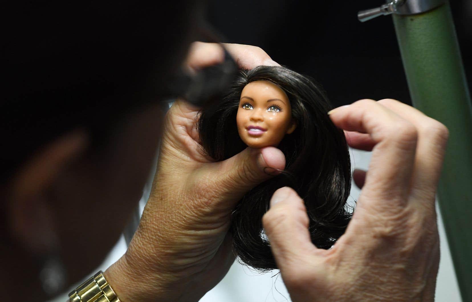 Créée en 1959, la poupée Barbie va fêter en 2019 son 60eanniversaire.