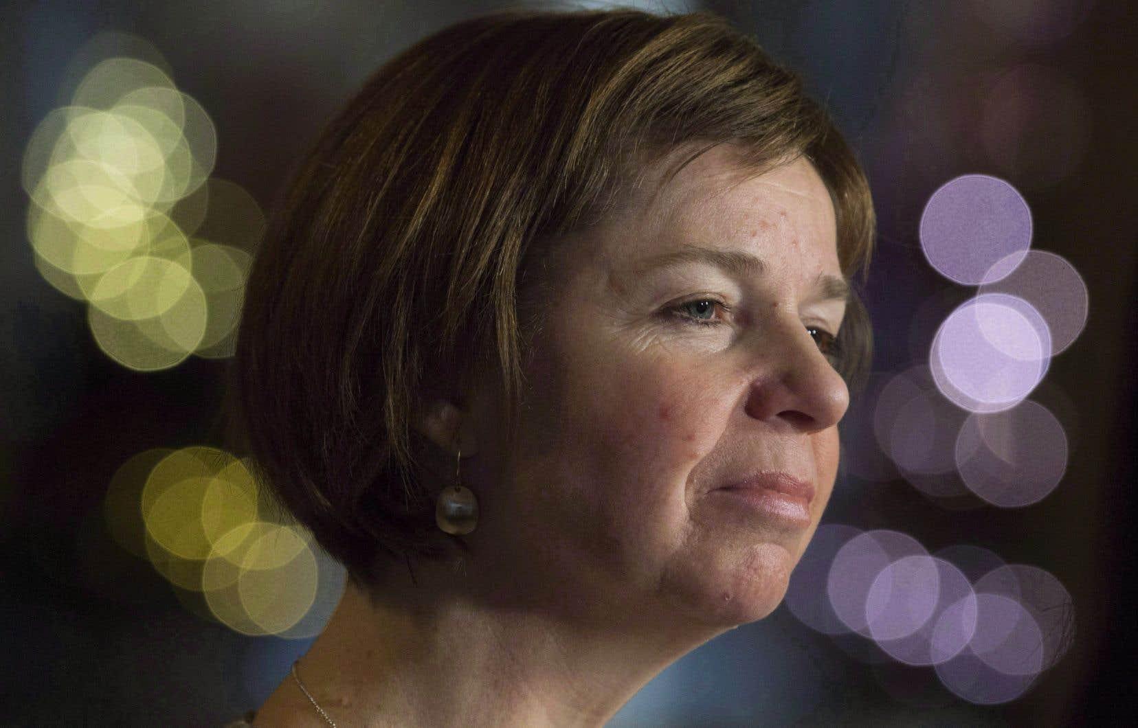 Sheila Malcolmson a officiellement démissionné de son poste de députée néo-démocrate dans la circonscription de Nanaimo-Ladysmith, en Colombie-Britannique.