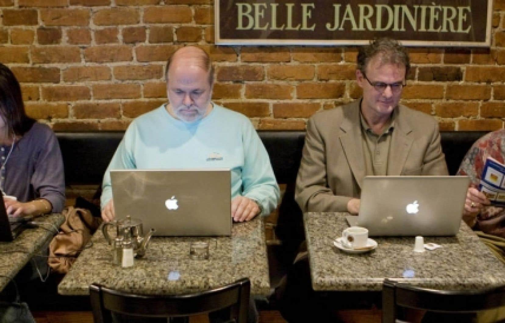 Les technologies de l'information souffrent au Québec d'un manque d'investissements.