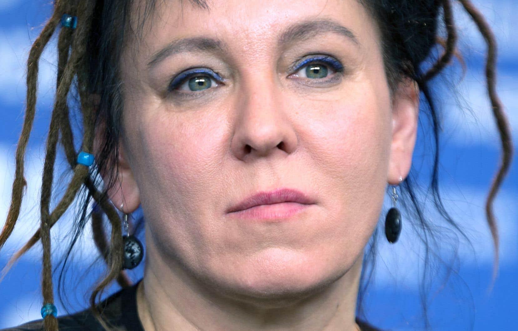 Olga Tokarczuk, 56 ans, est sans doute l'écrivain polonais le plus doué de sa génération et le plus traduit aujourd'hui dans le monde.
