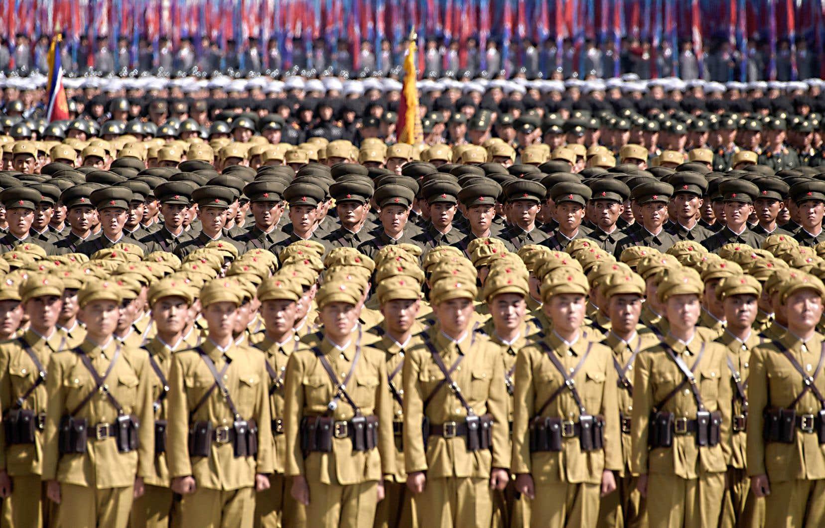 Les efforts ne sont plus consacrés au développement de l'arme nucléaire, mais à faire de la Corée du Nord une puissance économique.