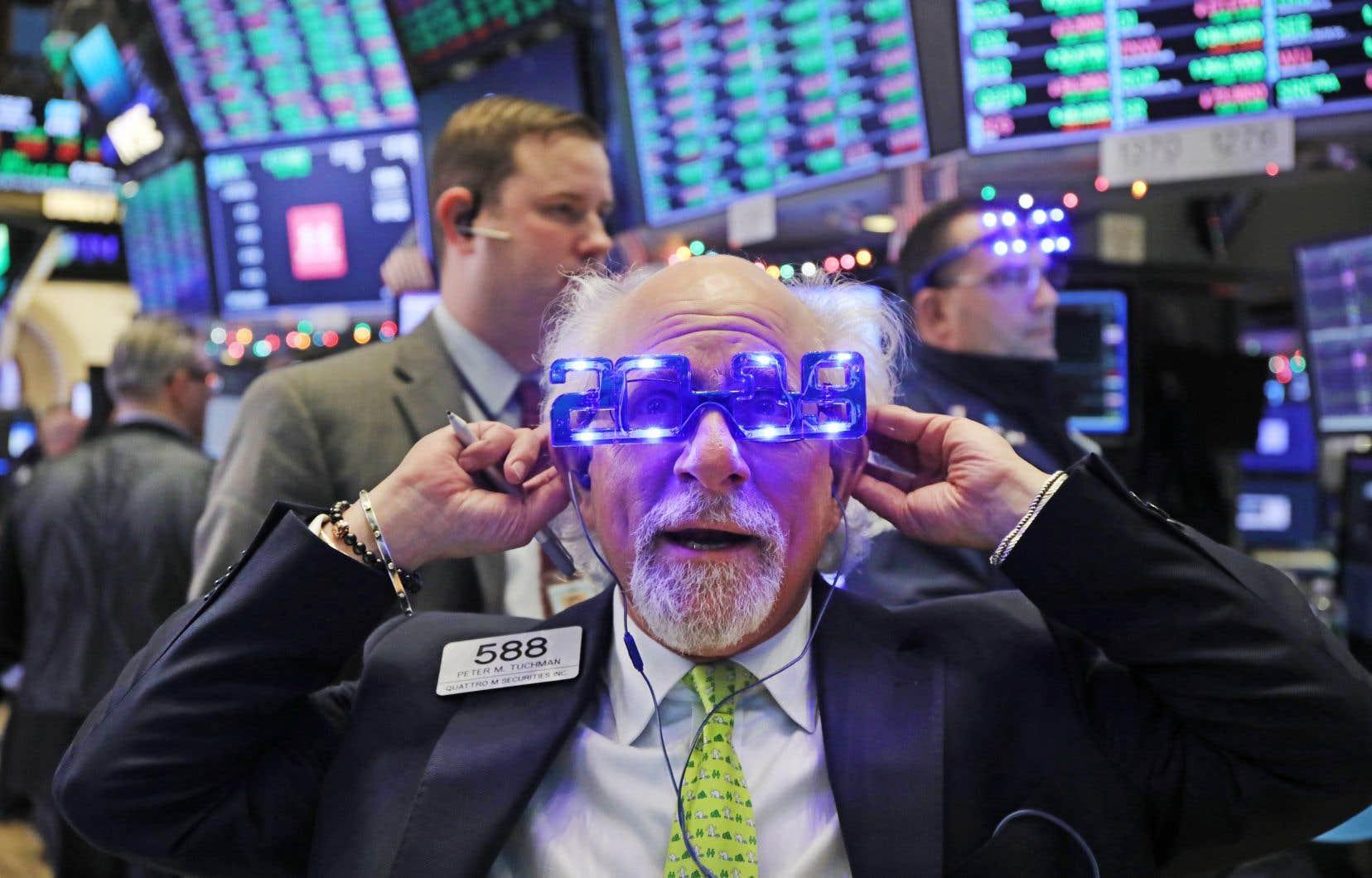 La firme Unigestion prévoit que les actions et les éléments d'actif à risque vont générer des rendements positifs en 2019, mais à un niveau plus faible.