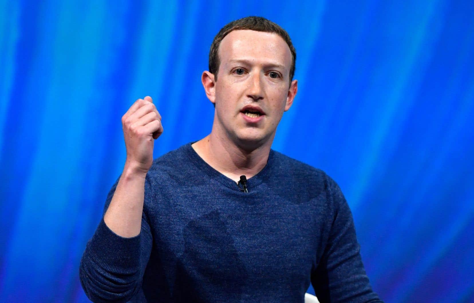 Le fondateur de Facebook, Mark Zuckerberg, a très certainement été inspiré dans le choix de son défi par les deux années terribles que vient de connaître sa société.