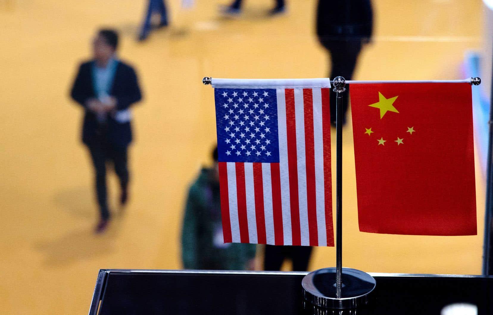 Le conflit commercial entre les États-Unis et la Chine est lourd de conséquences au-delà de leurs frontières.