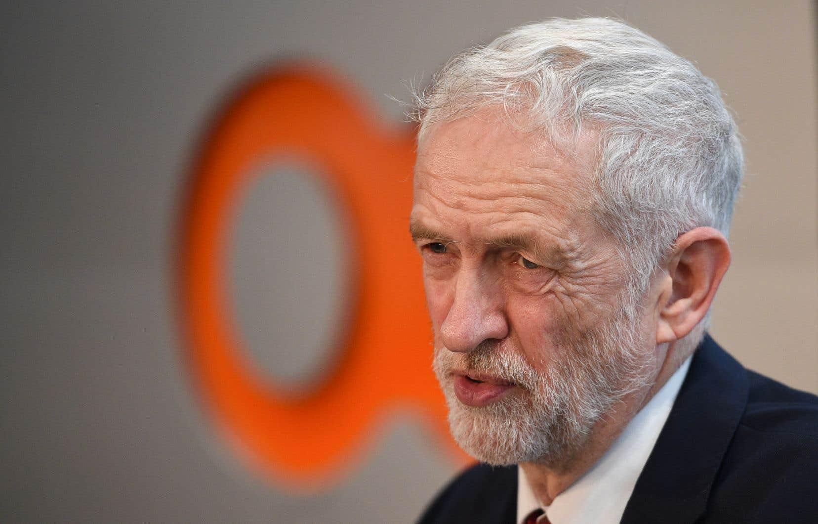 Le chef du Labour, Jeremy Corbyn, a répété que son parti voterait contre ce «mauvais accord».