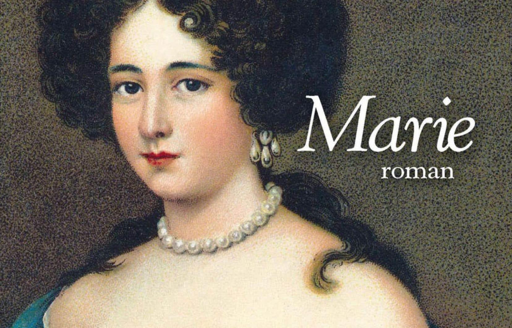 La petite Marie, par sa propension à la lecture plus qu'à la coquetterie, gagnera le cœur de son oncle, le tout-puissant Mazarin, maître de la France. Puis celui de Louis XIV.