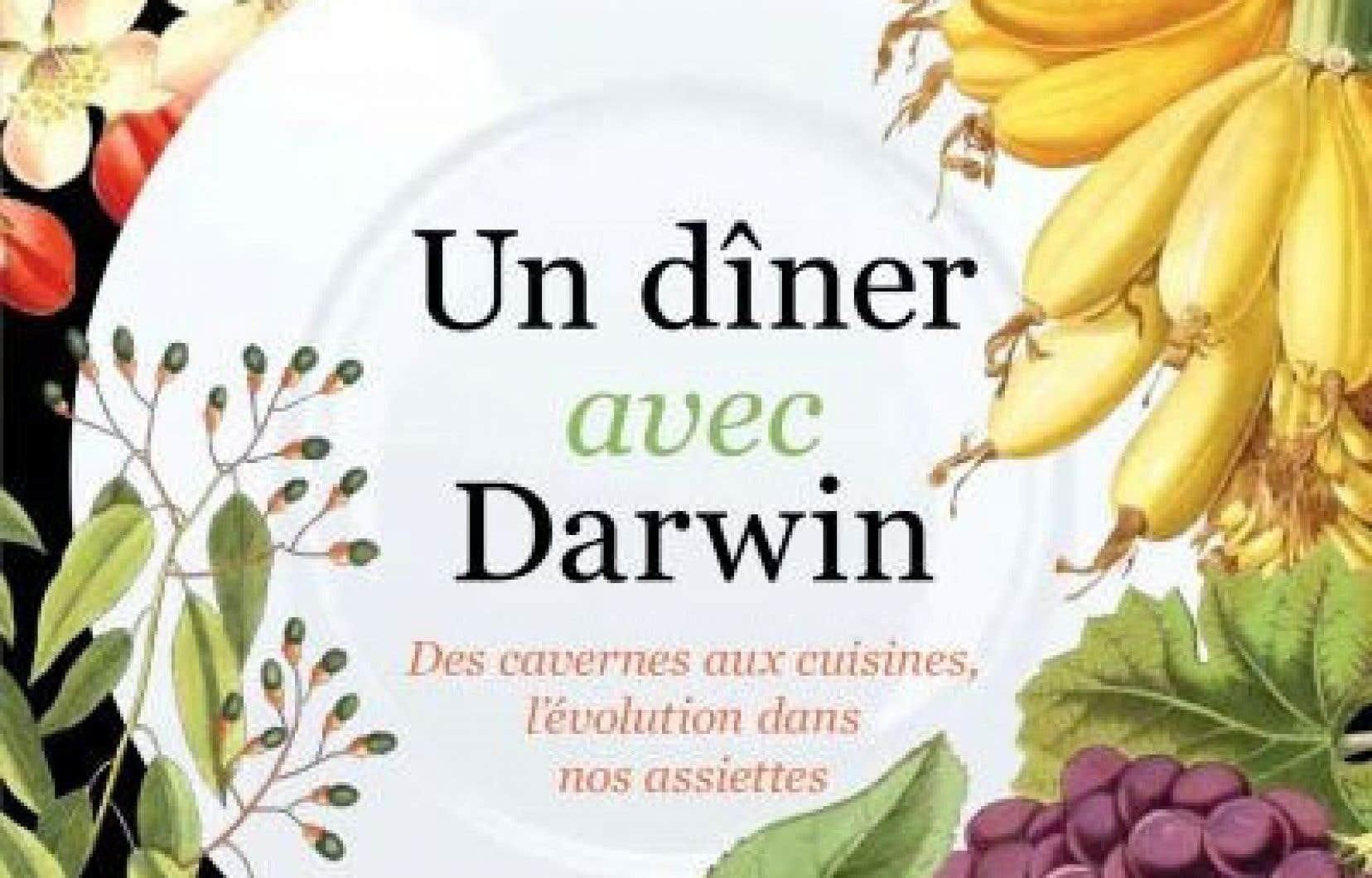 Professeur d'écologie évolutive, Jonathan Silvertown convoque la mémoire de Darwin aux cuisines, avec ce livre.