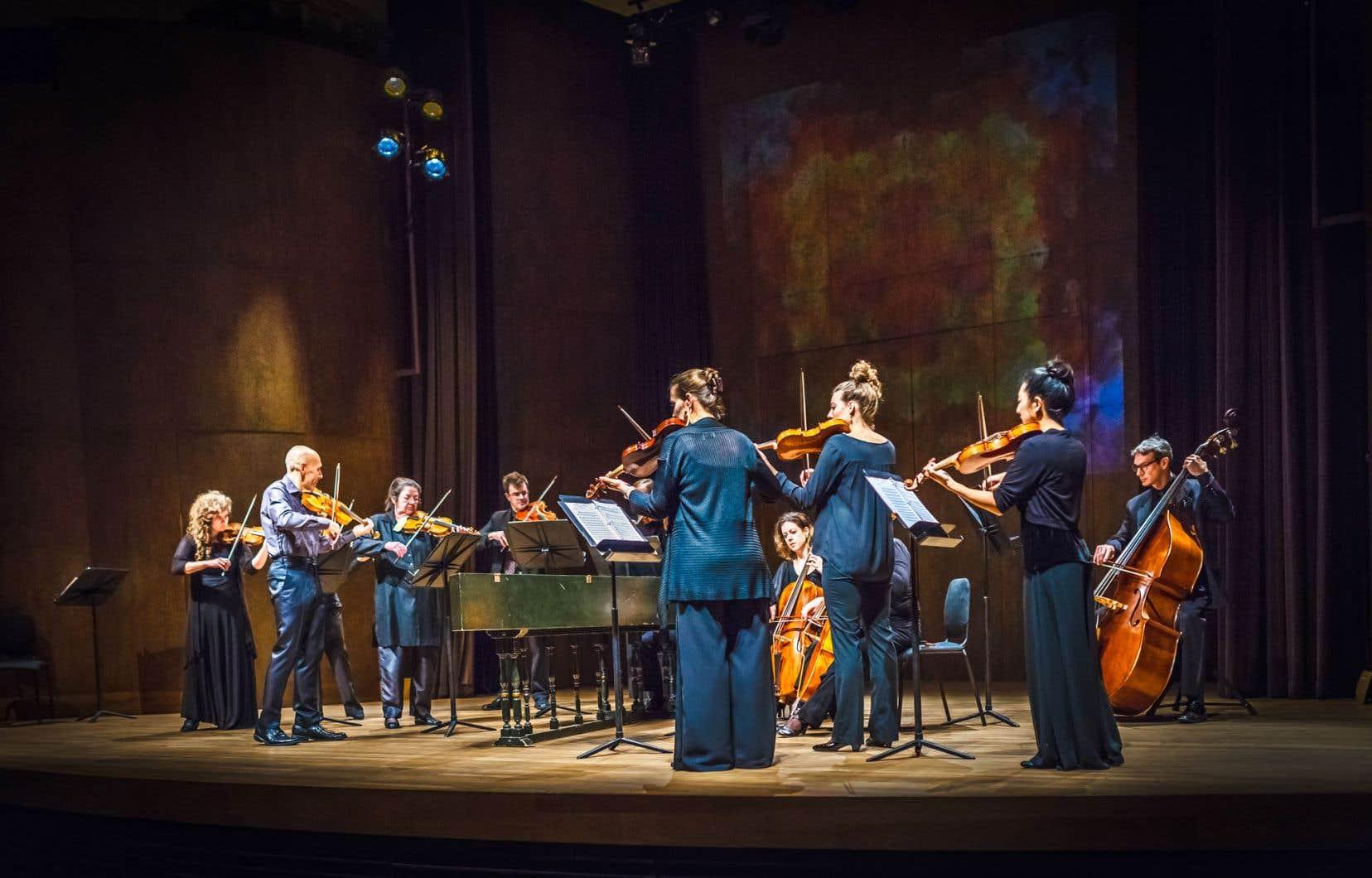 L'orchestre baroque Arion