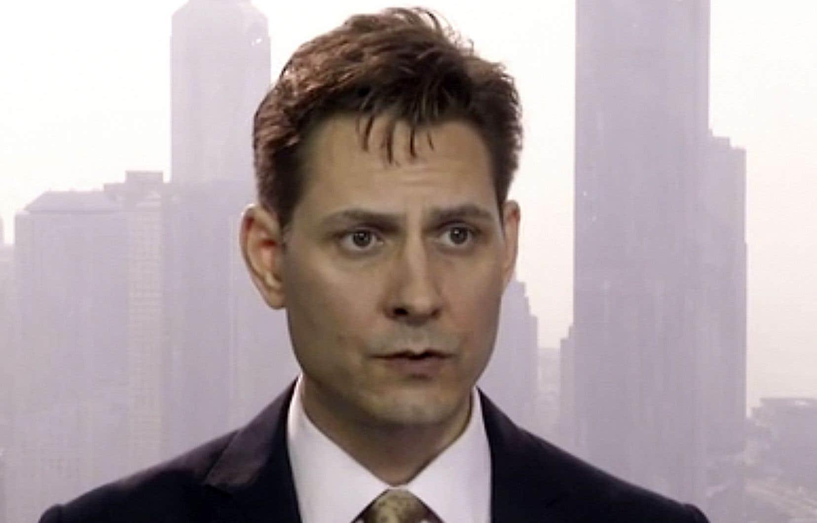 Michael Kovrig (photo) et un autre Canadien, l'homme d'affaires Michael Spavor, ont été arrêtés pour avoir supposément porté atteinte à la sécurité nationale de la Chine.