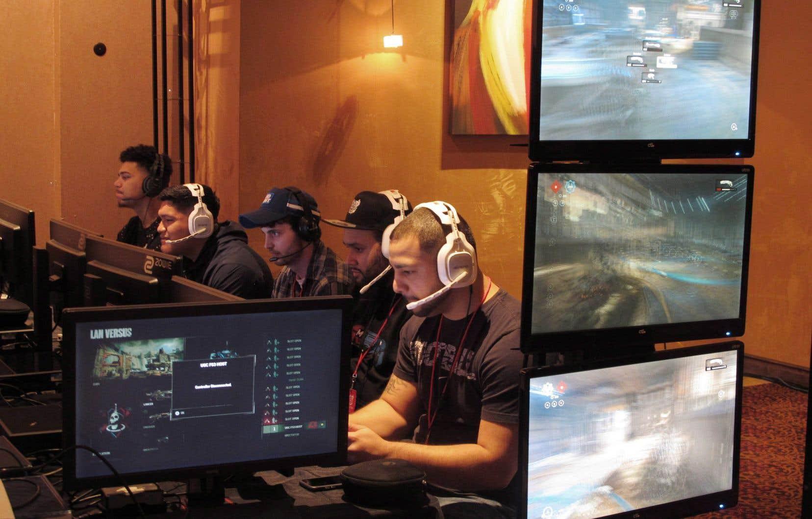 Selon une étude de TechnoCompétences réalisée en 2016, l'industrie québécoise du jeu vidéo comptait alors 9970 employés, huit fois plus qu'en 2002.