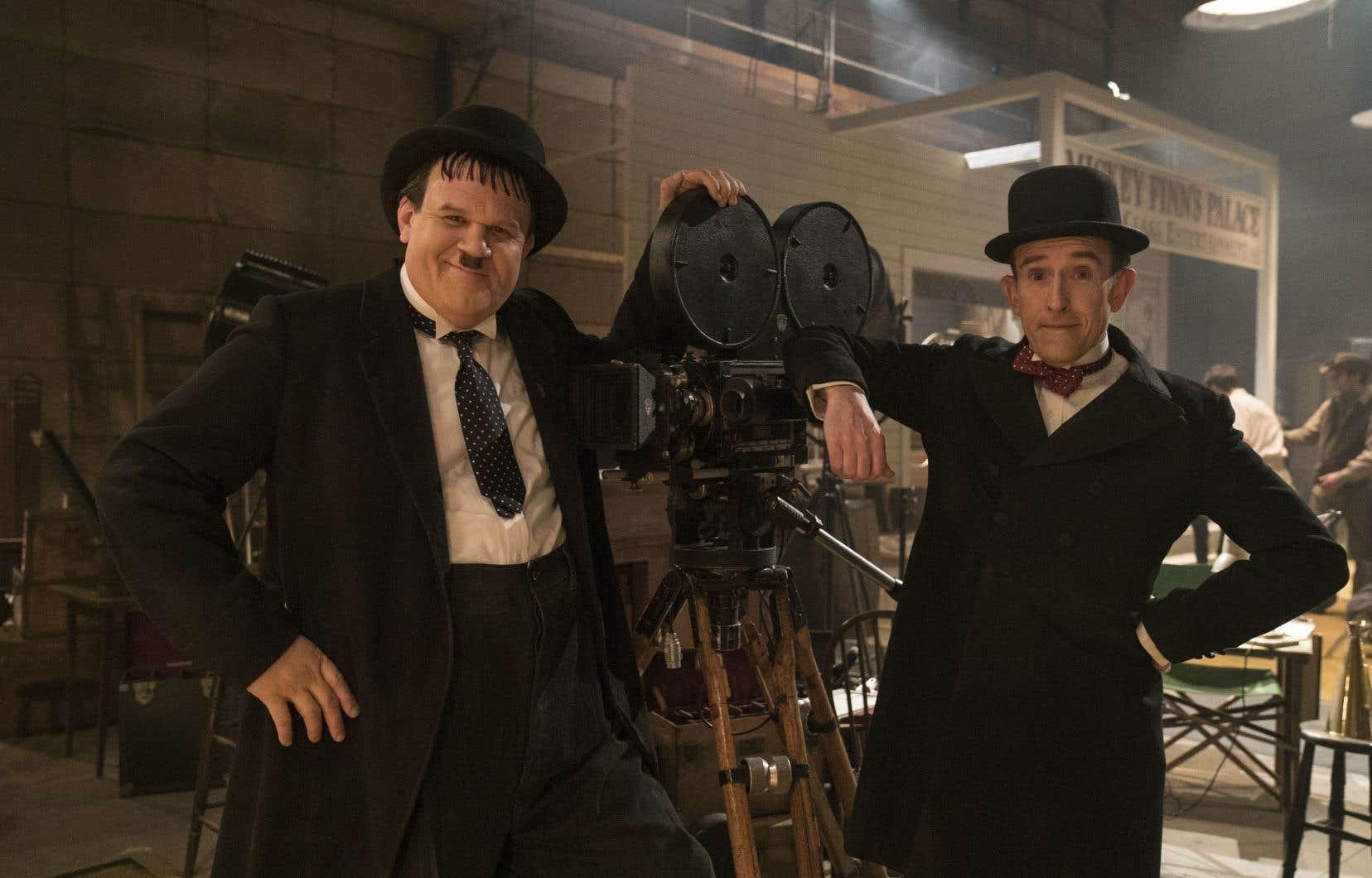 John C. Reilly et Steve Coogan s'investissent au point de disparaître derrière leur personnage.
