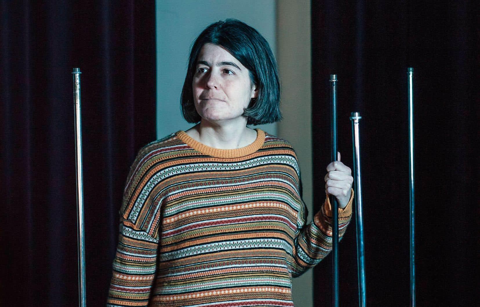 L'auteure Annick Lefebvre vit des années «un peu folles» et sait ce qu'elle écrit, concrètement, jusqu'en 2022.
