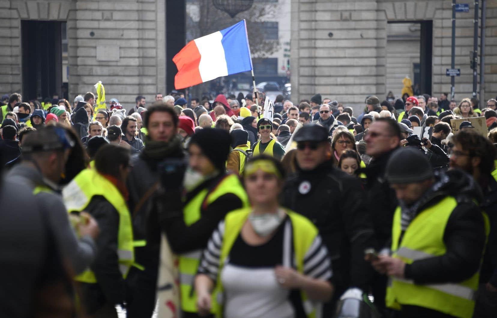 Si 94% des Français ont désormais entendu parler du «grand débat», ils sont 64% à rester sceptiques sur son utilité.
