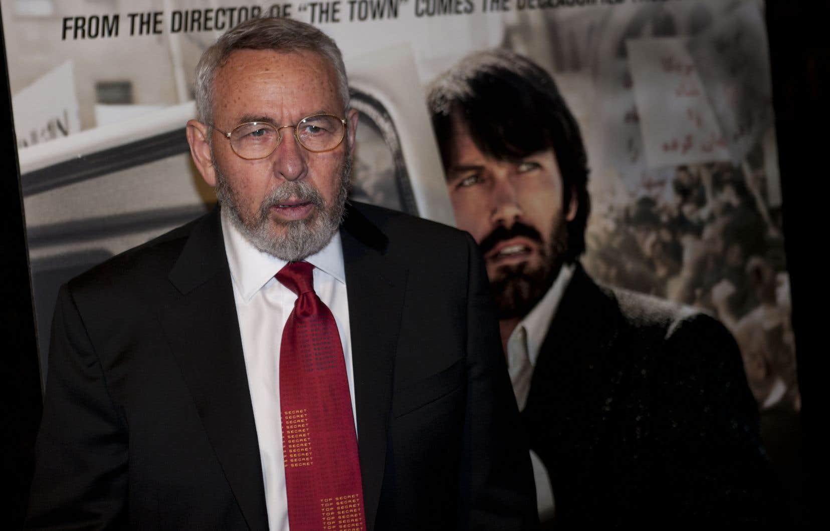 L'ex-agent de la CIA Tony Mendeza inspiré le film oscarisé «Argo».
