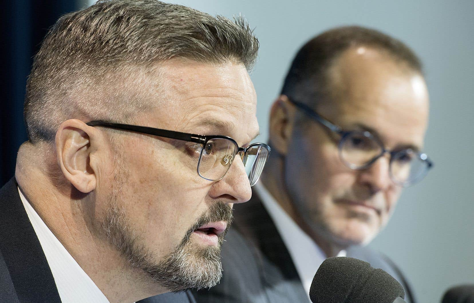 Kevin Gilmore succède à Joey Saputo à titre de président de l'Impact de Montréal.