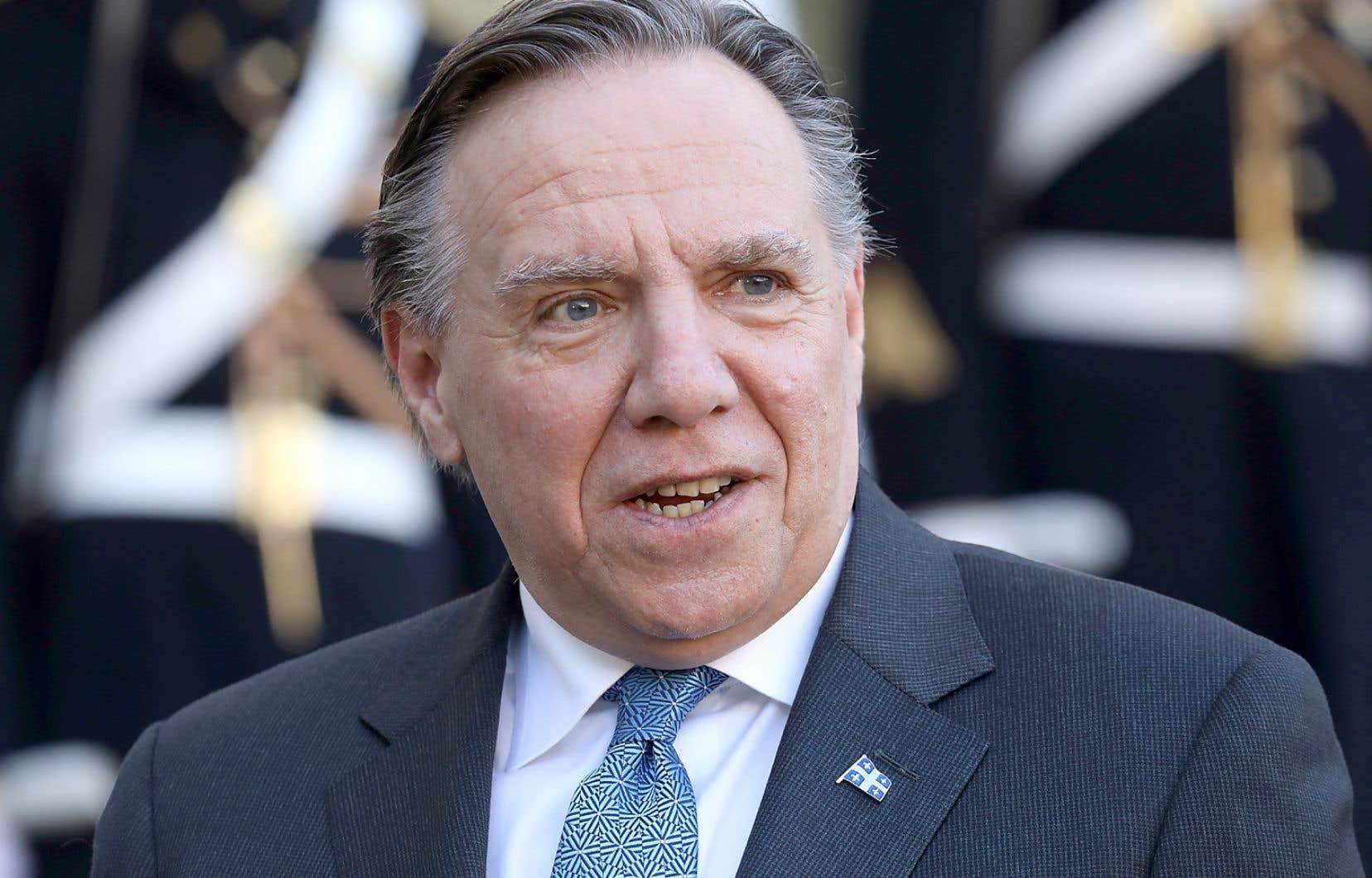 «La politique internationale du Québec prendra un virage résolument économique», a martelé le premier ministre François Legault, mardi.