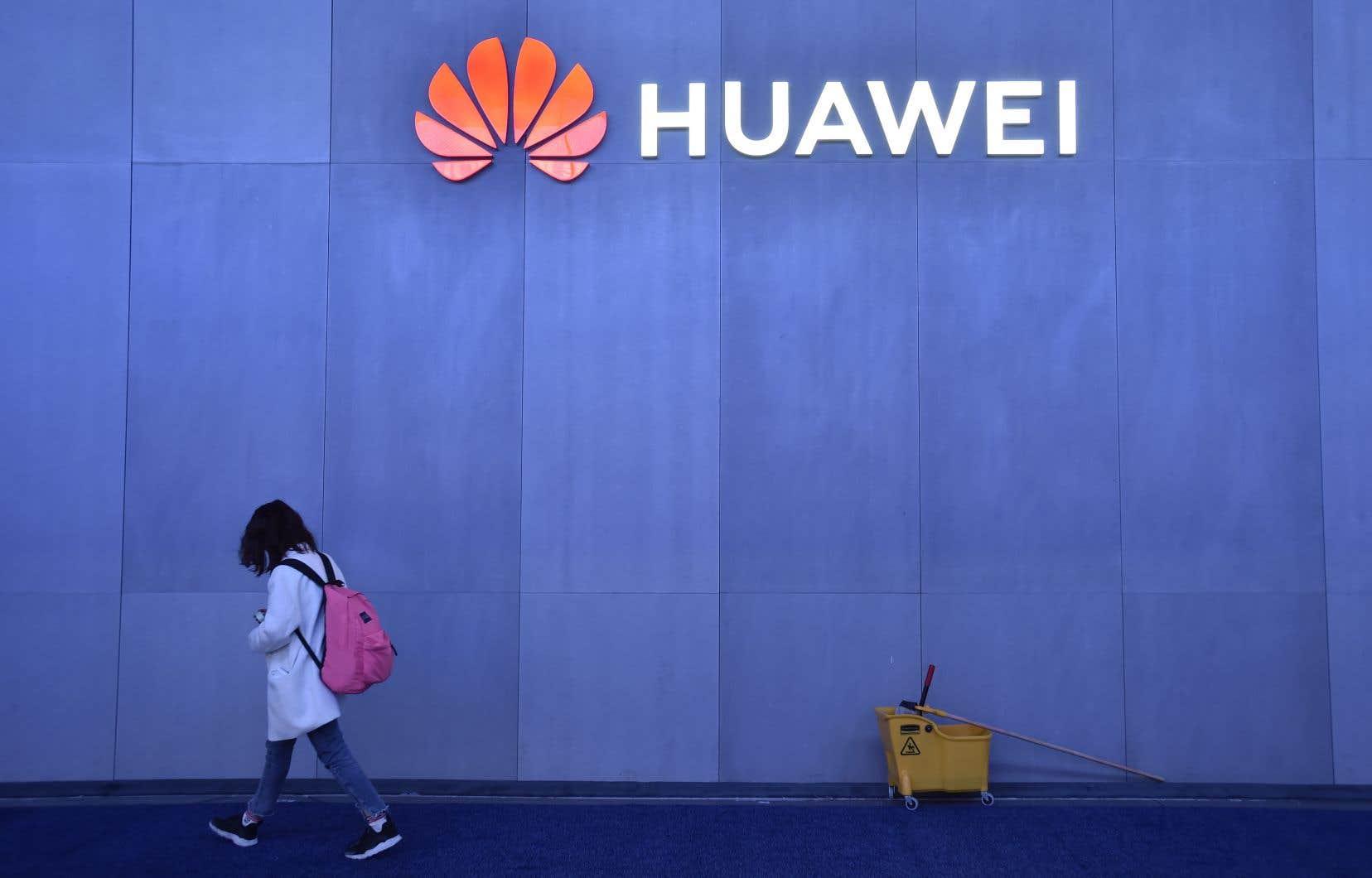 L'arrestation de la dirigeante de Huawei a créé une crise diplomatique entre le Canada et la Chine.