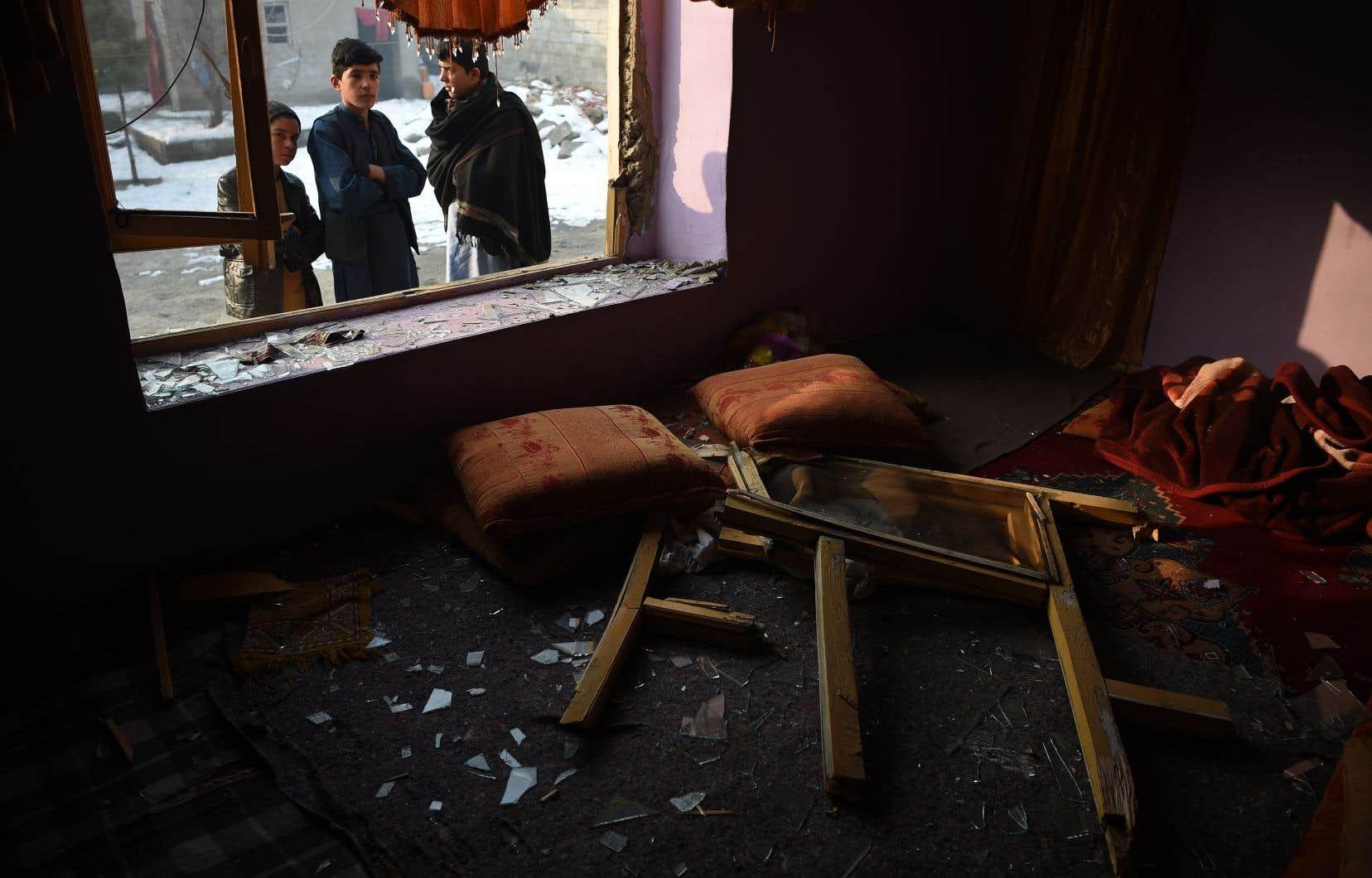 Avec 4180 décès, l'Afghanistan redevient toutefois le pays «le plus dangereux du monde».