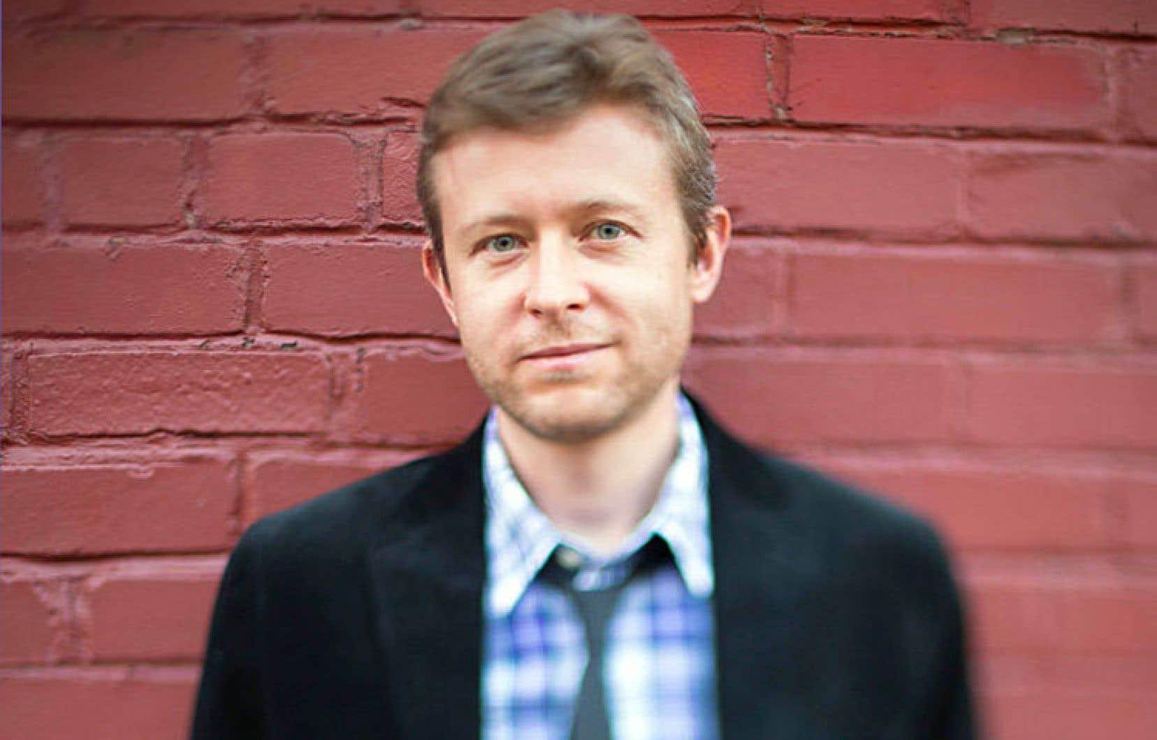 Josh Rager se distingue par une manière de jouer du piano. Son jeu est solide. Saccadé dans le sens noble du terme.
