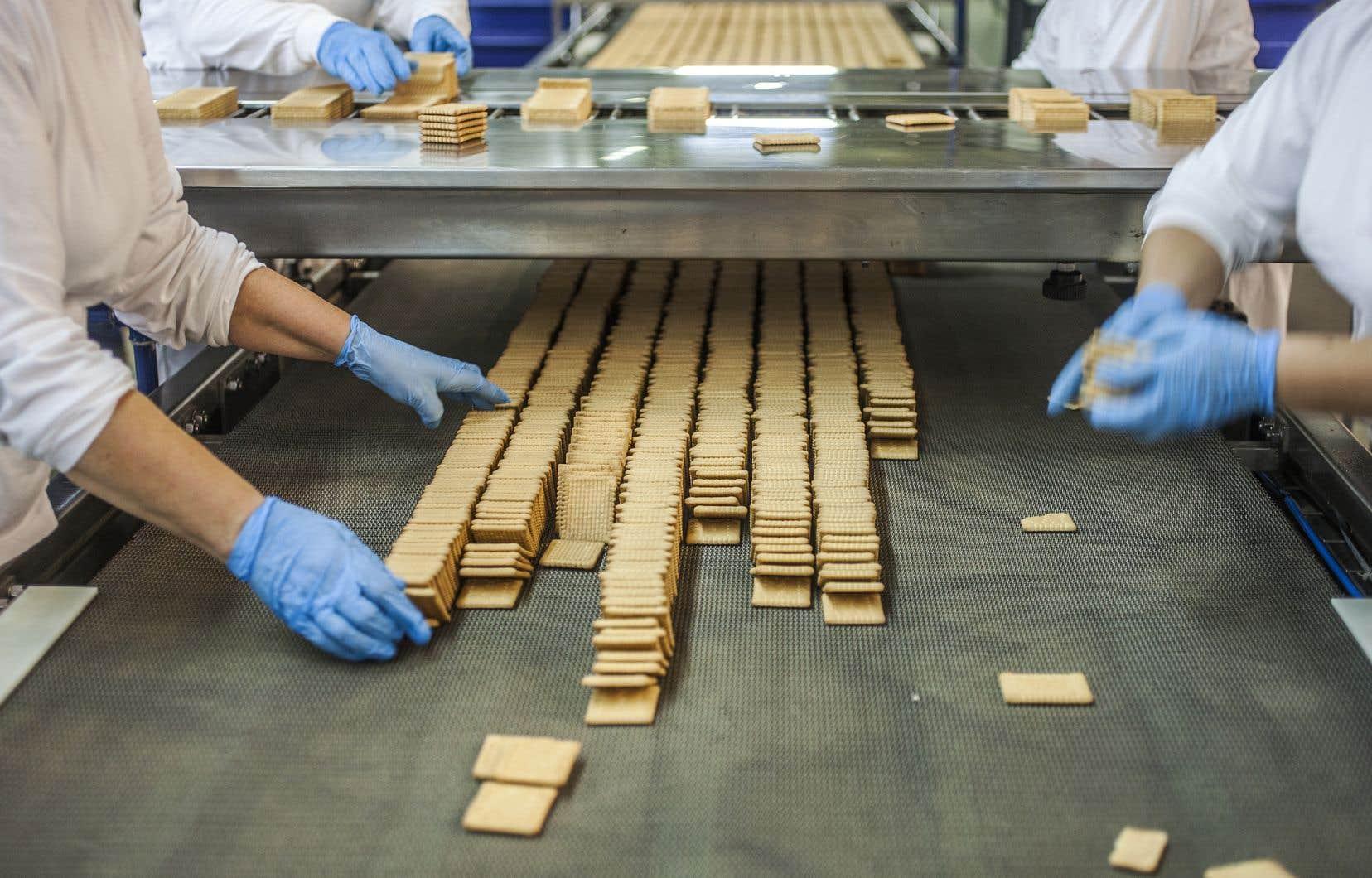 L'usine exploitée par les Aliments Dare à Saint-Lambert fermera ses portes dans 18mois, ce qui enverra au chômage environ 275 employés.