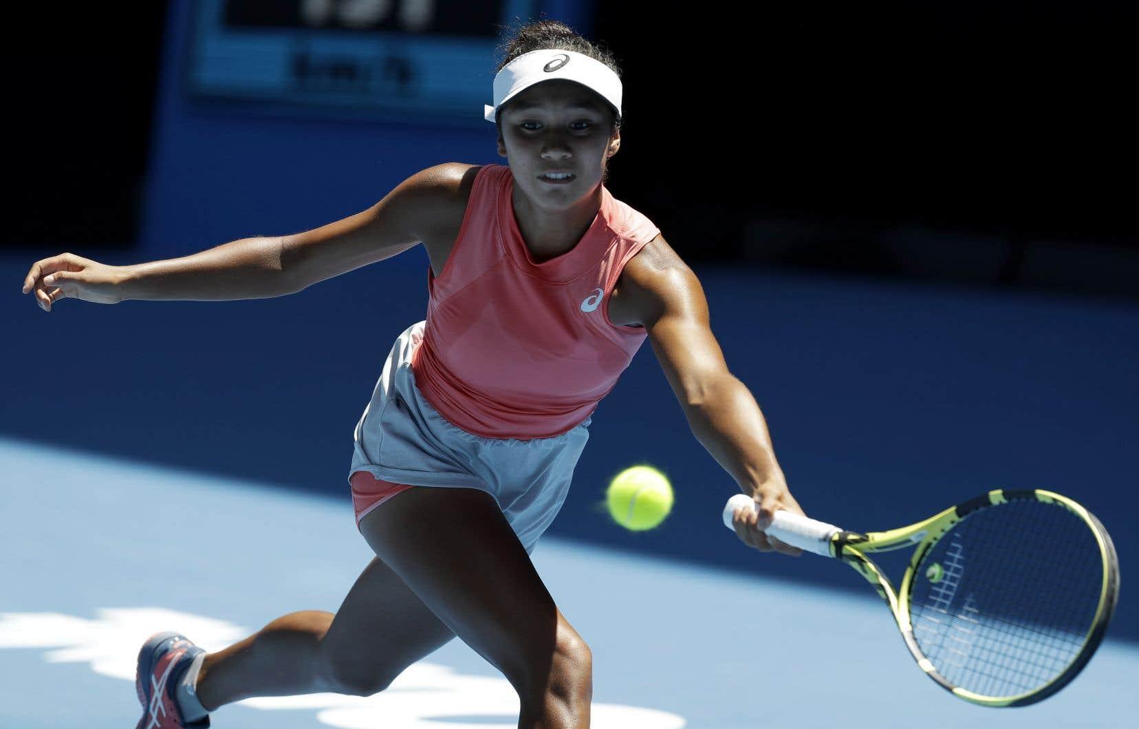 Leylah Annie Fernandeztentait de devenir la cinquième joueuse canadienne à remporter un tournoi majeur en simple chez les juniors.