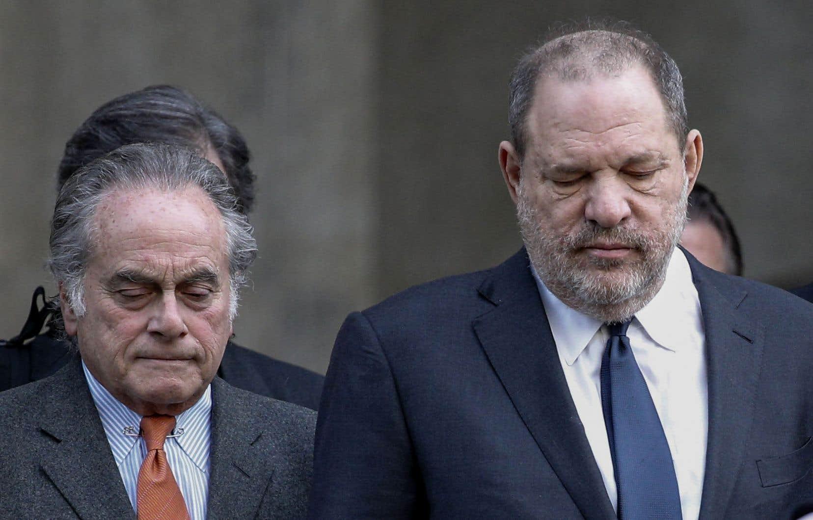 Le scandale Weinstein a entraîné, par ricochet, une remise en question sans précédent au sein de l'industrie hollywoodienne et ailleurs. Il a aussi libéré la parole de milliers de femmes, notamment à travers le mouvement #MeToo.