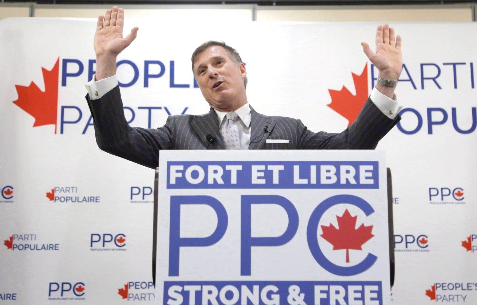 MaximeBernier estime que le Canada traite injustement l'Alberta, que ce soit dans son projet d'oléoduc ou dans le système de péréquation.
