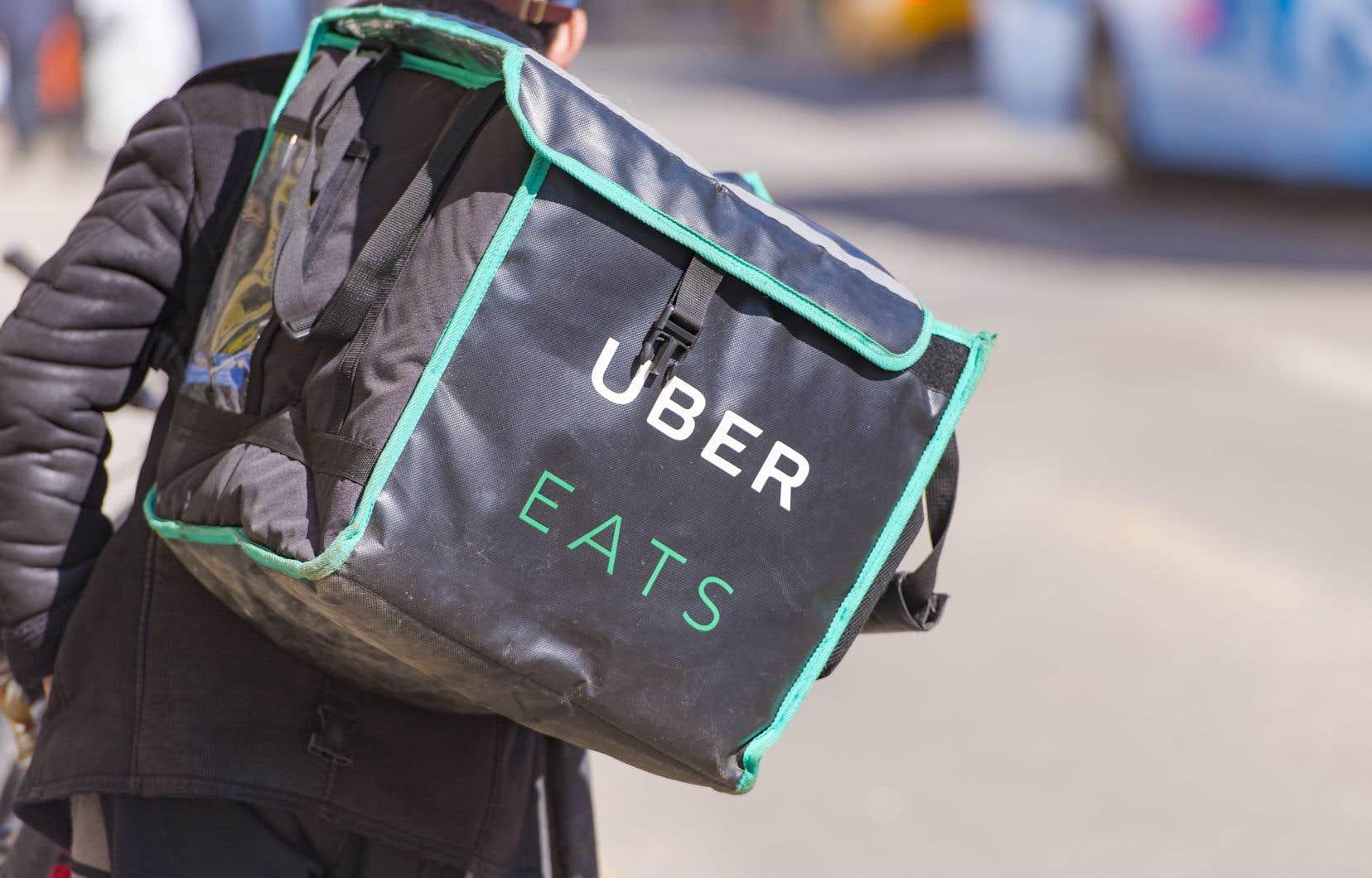 L'offre d'Uber Eats au Canada sera modifiée, assure son président, Dan Park.