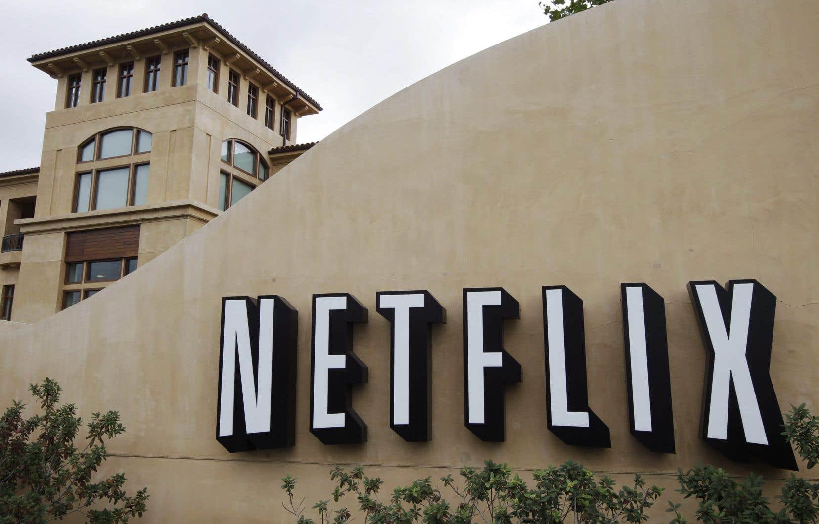 Netflix avait réagi dans les jours suivants en s'excusant d'avoir employé les images… mais en laissant la situation en l'état.
