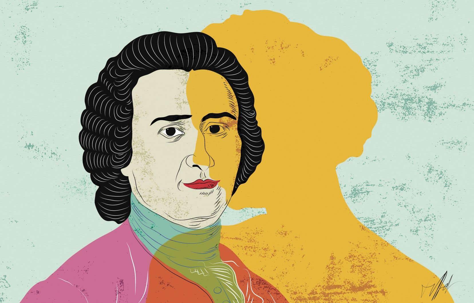 Jean-Jacques Rousseau souligne le besoin qu'ont les femmes de se prémunir des grossesses non désirées et de gagner la loyauté du géniteur de leurs enfants, d'où la nécessité pour elles d'être pudiques, fidèles et difficiles à conquérir (selon lui). Il note le rôle de séducteur, de protecteur et de pourvoyeur que ces besoins féminins assignent, en conséquence, aux hommes (toujours selon lui).