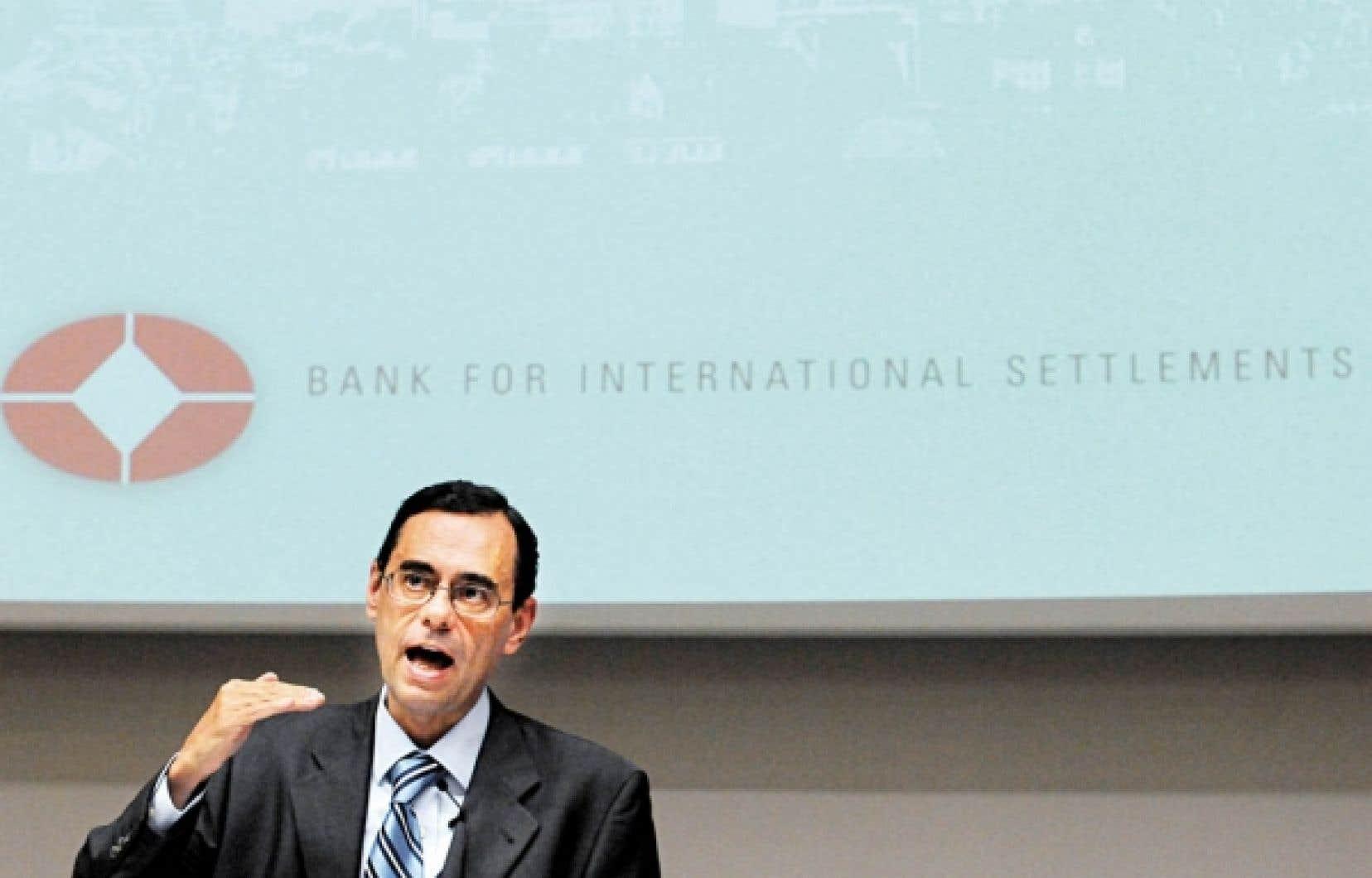 «L'ampleur des problèmes budgétaires et la situation des systèmes bancaires variant selon les économies, il n'existe pas de remède universel», a reconnu le directeur général de la BRI, Jaime Caruana.