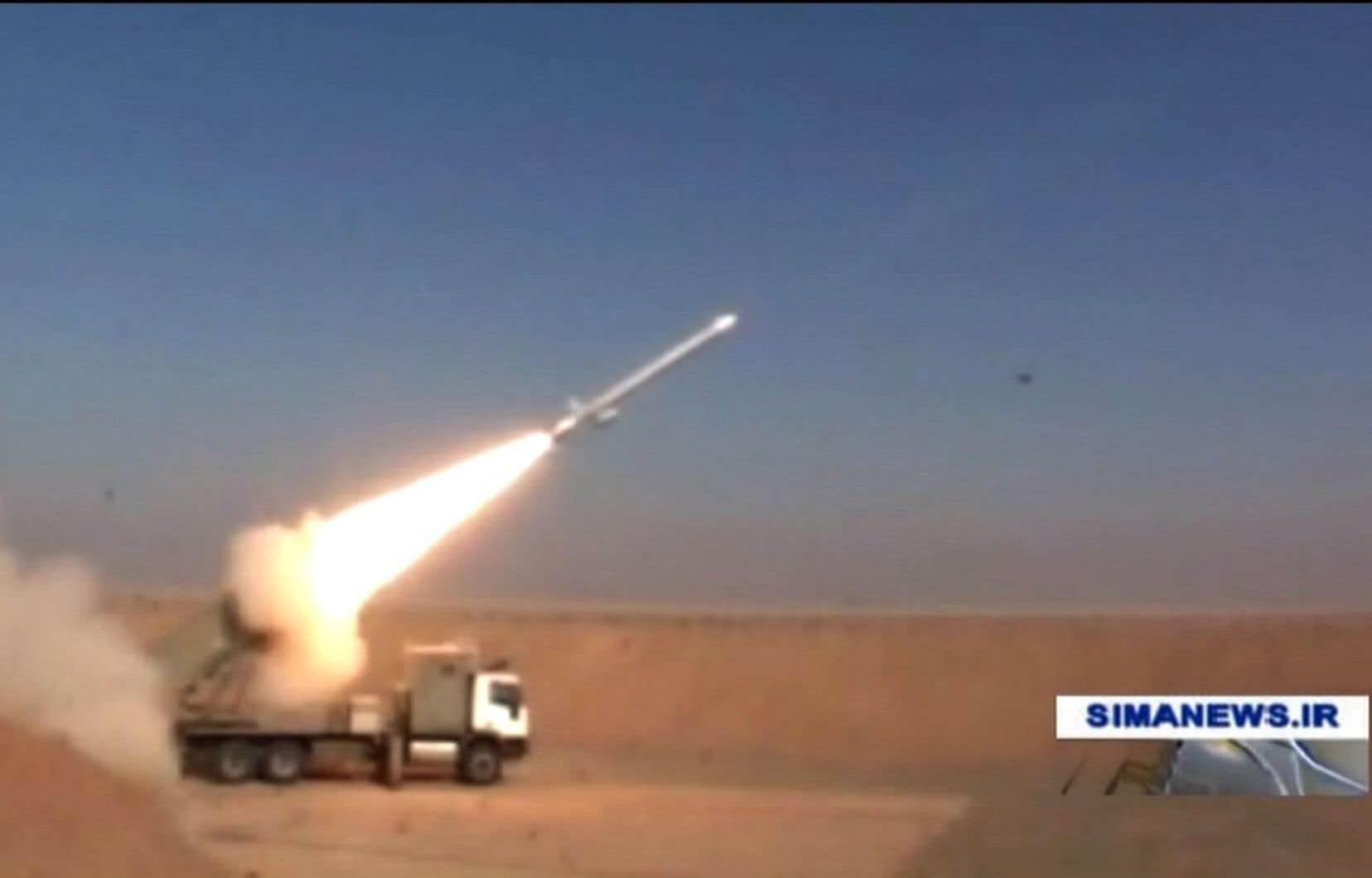 Ce nouveau test risque de provoquer des critiques principalement des États-Unis qui plaident pour une interdiction des tirs de missiles et de fusées spatiales par l'Iran.